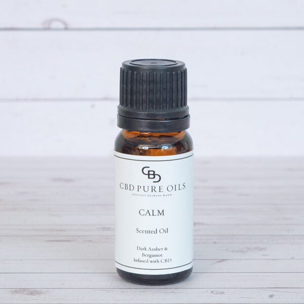 CALM CBD Infused Oil for Burners and Diffusers